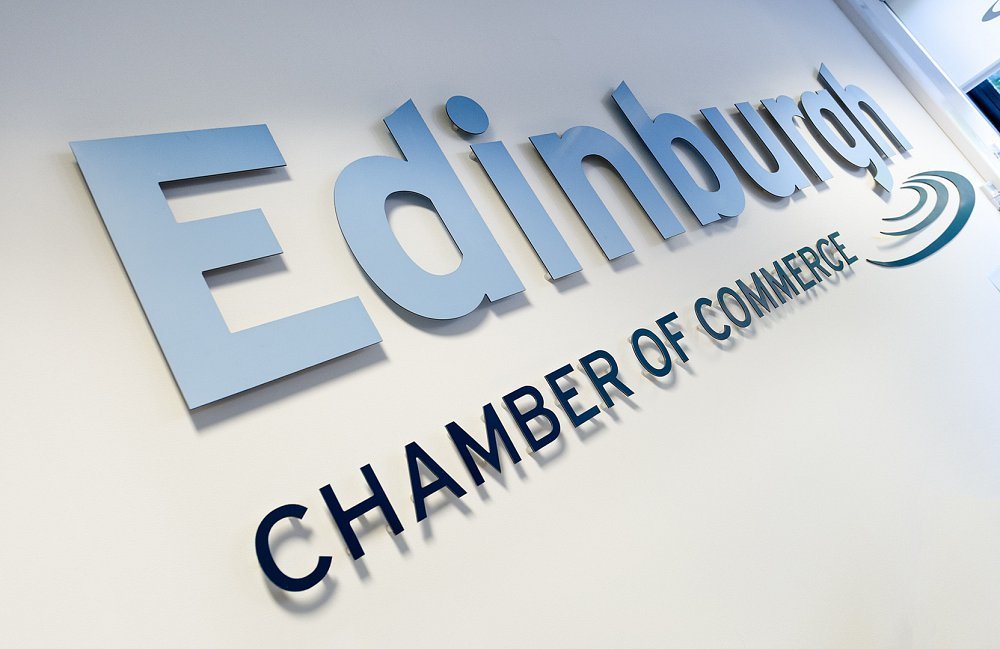 Edinburgh chamber of commerce open courses - Intelligence NOT Information